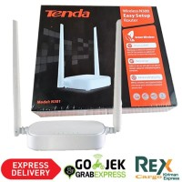 Tenda N301 300 Mbps Wireless Router + Wifi Repeater/ Extender