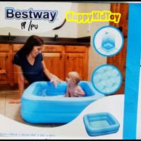Kolam renang karet bayi BESTWAY/ Kolam bayi/ Bak mandi bayi/anak
