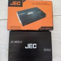 JEC Power Amplifier 9000W Audio Mobil