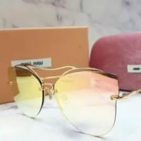 Kacamata Wanita MIU Scenique Sunglasses Original