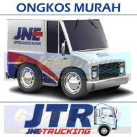 Ongkos Murah dgn JNE Trucking JTR Cargo Truck Kargo Darat