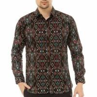 Kemeja Batik Pria Etnic