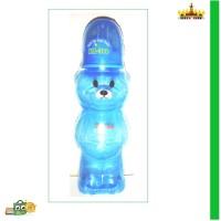 Botol Susu Bayi Karakter Bear PP BPA Free Zippy OK Baby 250ML OK-236