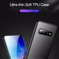 CAFELE Softcase Casing Samsung Galaxy S10 / S10 Plus