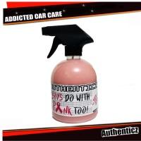 Carnauba Spray Pinked Wax Authenticz 500ml - Shine n Gloss SLK Meguiar