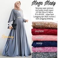Gamis Wanita Dress Pesta Dress Mewah Gamis 2019