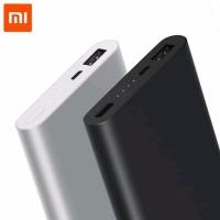 xiaomi powerbank 2 10 000 mah fast charging Original