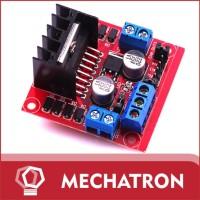 Module L298N Motor DC Stepper Driver Controller Dual H-Bridge Arduino