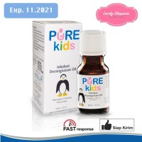 PUREKIDS PURE KIDS INHALANT DECONGESTAN OIL OLBAS 10 10ML