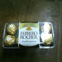 FERRERO ROCHER T16 CHOCLATE