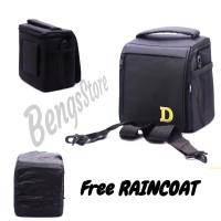 Tas Kamera Mirrorless atau Dslr NIKON Free Raincoat