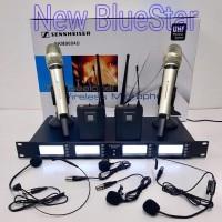 Mic Wireless Sennheiser SKM 9004 U Pegang - Jepit - Headset
