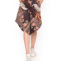 MOSIRU Celana Kulot Batik Wanita Katun Stretch Termurah 30100096