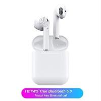 Earphone Bluetooth Mini i12 5.0 Sports True Wireless Airpods earpods