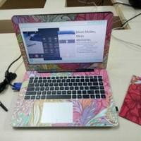 Jual Garskin Laptop Full Body 14 Inch