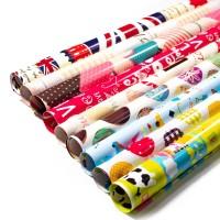 Kertas kado ulang tahun / natal / wrap gift bungkus kado TEBAL