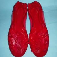 Sepatu Bola Specs Eclipse 19 FG White Emperor Red Black alat olah