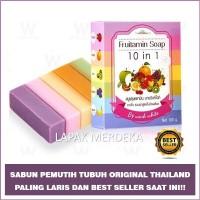 PERAWATAN KULIT PRIA / Sabun Pemutih Kulit Wajah Badan Original Import