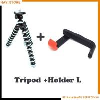 TRIPOD MINI / Tripod Mini FlexibleGorillaPod - Free Holder L Hand
