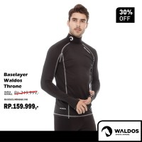 Baselayer Rashguard Waldos Throne Black