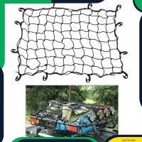 Cargo Net Atap Mobil Jaring Bagasi Barang Net Car Roof Bag Cargo Pack