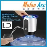 Pompa Galon Elektrik Recharge Pompa Galon LED #EH030
