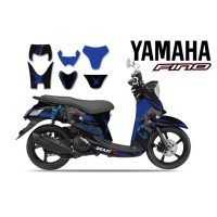 DECAL STRIPING MOTOR YAMAHA FINO WOLF
