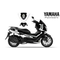 DECAL STRIPING MOTOR YAMAHA NMAX JUVENTUS