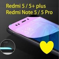 Xiaomi Redmi Note 5 Pro 5+ Plus Anti Blue Light Tempered Glass