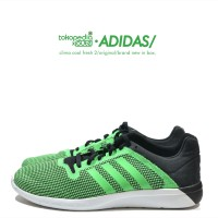 ADIDAS CLIMA COOL FRESH 2 - BLACK/GREEN - ORGINIAL