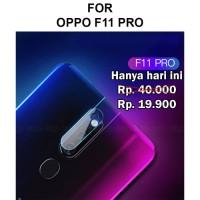 Tempered Glass Oppo F11 Pro anti gores lensa kaca screen guard CAMERA