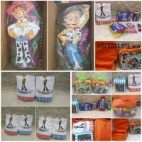 Goodybag lunch bag /mug/handukaplikasi /snack label