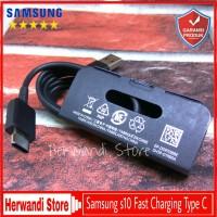 Kabel Data Powerbank Samsung Note10 Original 100% Fast Charging Type C