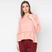 duapola Pearl Remple Blouse 8822 - Pink