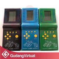 Mainan Tetris Brick Game Jadul Gameboy Jimbot Gembot