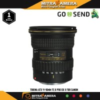 Tokina ATX 11-16mm F2.8 PRO DX II For Canon