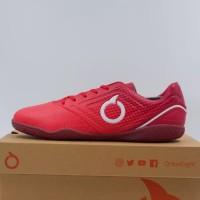 Sepatu Futsal OrtusEight Genesis IN Maroon 11020047 Original BNIB
