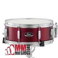 """Pearl Snare Drum Roadshow Series [RS1455S/C] - Wine Red 5x14"""""""