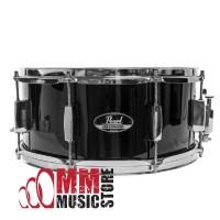 "Pearl Snare Drum Roadshow Series [RS1455S/C] - Jet Black 5x14"""