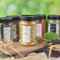 Natural Curry Powder ( Bubuk Kari ) - 70 Gr