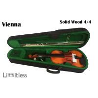 Biola Vienna 4/4 Violin Solid Wood Original