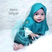 eLBi Bianca Baby Set - Setelan Baju Anak - Blouse New Bron Sz 0-12bln