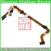 Kabel Flex Fleksibel Flexible Flexibel Lensa Kit Kamera Canon 15 45mm