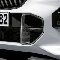 Original BMW G05 X5 G06 X6 M Performance Carbon Front Brake Air Intake