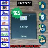 BATERAI SONY BA 950 / BA950 / ZRSO-04E / M36h / C5502 / C5503 ORIGINAL