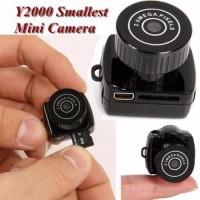 Spy Camera Super mini Y2000 / Kamera Pengintai Murah Top termurah