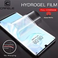 Anti Gores Huawei P30 Pro Hydrogel Cafele Screen Guard Premium 9D