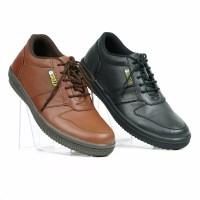 Sepatu Pria Casual Kets Kulit Asli Original Fordza D902 Sneakers
