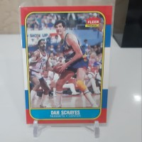 kartu basket, nba card, schayes original fleer 86