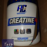 New RC Creatine XS 300gr Ronnie Coleman Signature Series